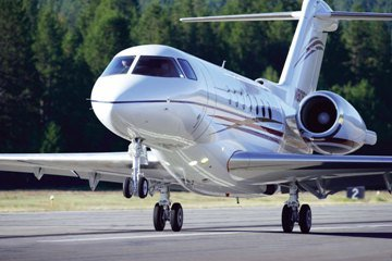 Private Jet Charters Are The Way To Fly to Nesson Airport