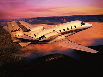 Saint Andrew Private Jets Make It Easier