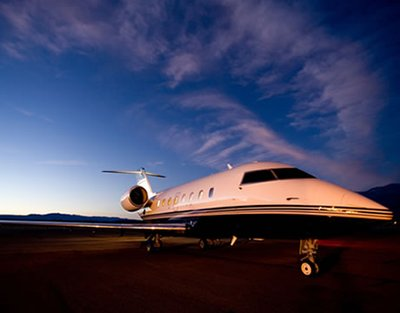 Chartering Private Jets to Alaska