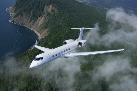 Chartering Private Jets to Tiga