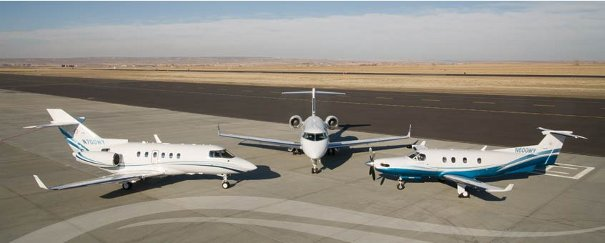 Private Aircraft Fleet